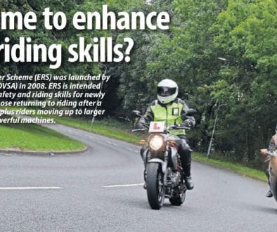 Is is time to enhance your riding skills with the enhanced rider scheme