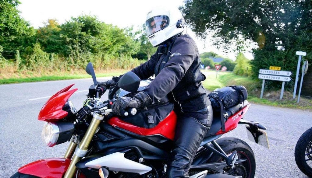 Enjoyed DVSA Enhanced Rider Scheme motorcycle training
