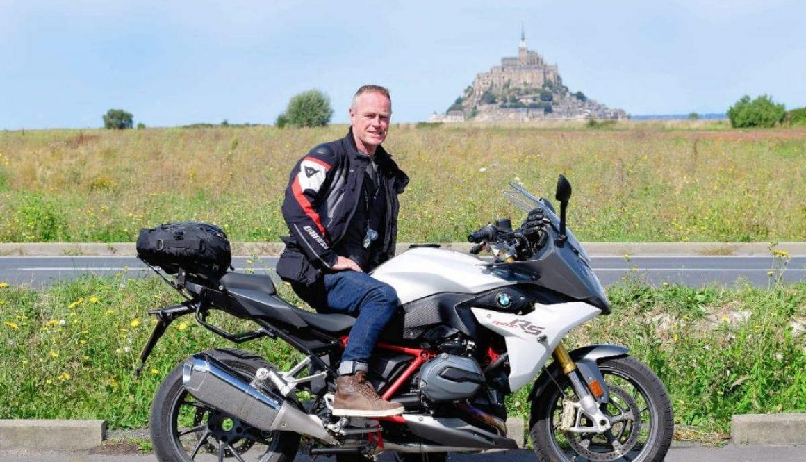 DVSA Enhanced Rider Scheme riding abroad group riding